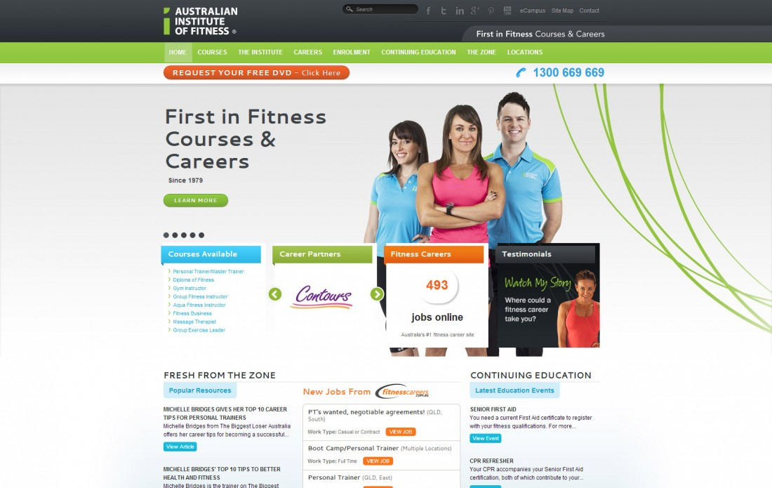 Australian Institute of Fitness